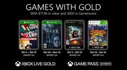 Xbox金会员2020年9月会免游戏:斯盖尔女仆等