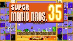 《超级马力欧兄弟35》评测:高手之间的博弈 新手屏幕上的1-1