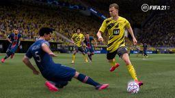 《FIFA 21》Switch版获得IGN 2分评价 《FIFA 19》二次变身