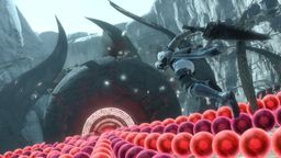 《尼尔 人工生命 升级版》新截图公开 更精细的魔法弹幕和Boss