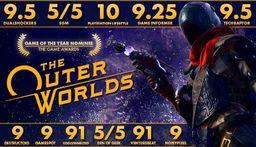 《天外世界》Steam版发售日确定 将于10月23日正式推出