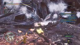 国外玩家《怪物猎人世界 Iceborne》历战王冰呪龙速杀影像
