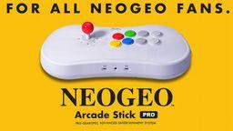 SNK将推出「SNK NEOGEO游戏控制器」圣诞节限定套装