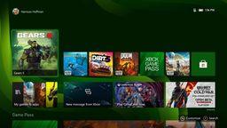 Xbox Series X/S系统界面官方介绍视频公开 更流畅更易用