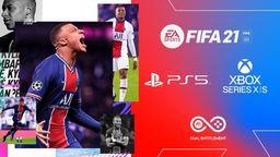 《FIFA 21》《麦登橄榄球21》次世代版本将于12月4日发售