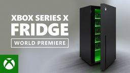 微软公开Xbox Series X冰箱官方宣传视频 特制巨型包装箱
