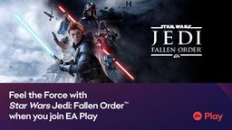 《星球大战:绝地 陨落的武士团》11月10日加入EA Play
