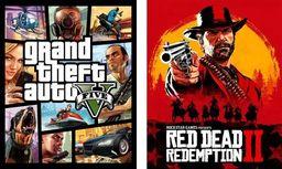 Rockstar Games PS5 和 Xbox Series X|S 的向下兼容功能