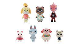 万代公开《集合啦!动物森友会》角色食玩周边 首批含7位角色