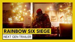 《彩虹六号 围攻》公开次世代宣传片 12月1日登陆PS5、XSX