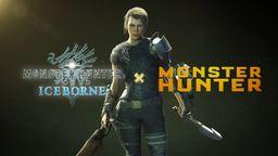 《怪物猎人世界 冰原》x《怪物猎人》真人电影特别联动公开