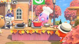 《集合啦!动物森友会》感恩节菜品素材一览 感恩节秘密食材