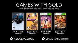 Xbox金會員2020年12月會免游戲:黑道圣徒:殺出地獄等