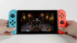 《毁灭战士 永恒》Switch版12月8日发售 首段宣传片公开