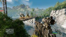 《孤島危機 高清版》PS4版已更新中文字幕 外加游戲穩定性修復