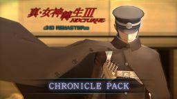 《真女神转生3HD》追加DLC「CHRONICLE PACK」发布日期公布