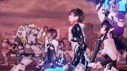 《梦幻之星OL2 新起源》公开新影像 OP开场动画及各种玩法系统