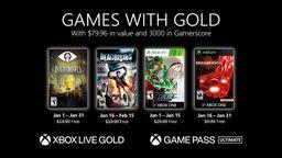 Xbox金会员2021年1月会免游戏:丧尸围城、小小梦魇等