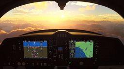 《微软飞行模拟》现已推出VR模式更新 对应绝大多数VR设备