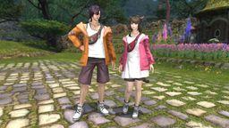 《最终幻想14》5.4版本全新截图公开 包含新坐骑、新时装等
