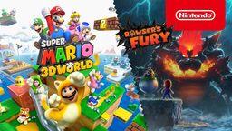 任天堂公開《超級馬力歐3D世界 + 狂怒世界》前瞻介紹影像