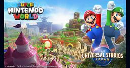因日本實施緊急事態宣言 「超級任天堂世界」宣布延期開業
