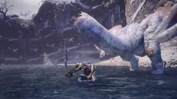 《怪物猎人 崛起》官方推特公开奇怪龙介绍短片