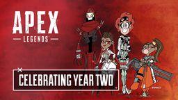 《Apex英雄》2周年纪念视频发表 相关活动已经上线