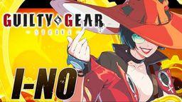 《罪恶装备 斗争》公布第15个可使用角色I-NO