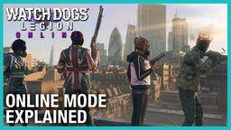 《看門狗 軍團》在線多人模式展示公開 3月9日上線