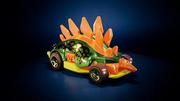玩具车竞速游戏《风火轮 爆发》发售日公开 9月30日正式推出