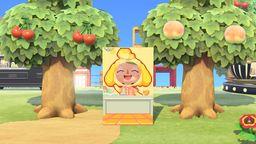 《集合啦!动物森友会》专业设计获得方法 怎么设计露脸立牌