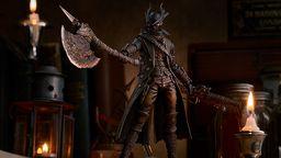 Max Factory《血源诅咒 老猎人》figma 包含电锯、圣剑等武器