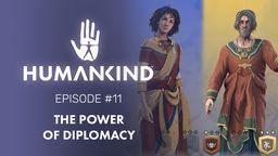 4X战略游戏《人类》策略系统特色介绍:外交的力量