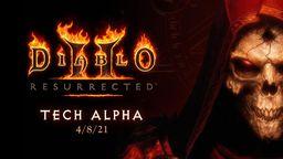 《暗黑破坏神2 狱火重生》Alpha技术测试将于4月8日开启