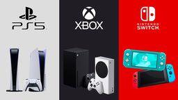 PS5英国销量超越PSV、Wii U、Dreamcast 连续两月主机销量登顶