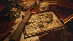 """《生化危机8 村落》游戏地图公开 """"圣母米兰达""""角色介绍"""