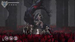 黑暗童话风恶魔城类游戏《ENDER LILIES》将于6月登陆NS