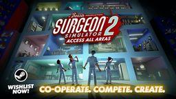《外科手术模拟2》上架Steam页面 Epic独占结束后发售