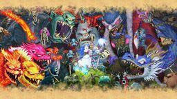 《经典回归 魔界村》PS4/X1/PC发售日公开 预购可提前一天开玩