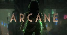 《英雄联盟》宇宙动画剧集《Arcane》发表 今秋网飞独家播出