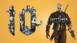 《巫师2》发售十周年 官方免费赠送数字特典与同人壁纸