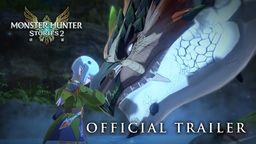 《怪物猎人物语2 破灭之翼》剧情宣传片及联动内容公布