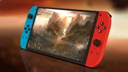墨西哥亚马逊出现了New Nintendo Switch Pro的商品页面