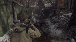 《生化危机8 村落》玩家自制第三人称MOD 附带演示视频