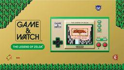 《塞尔达传说》Game&Watch公布 11月12日发售