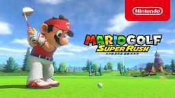 《马力欧高尔夫 超级冲冲冲》40分钟实机试玩演示 6月25日发售