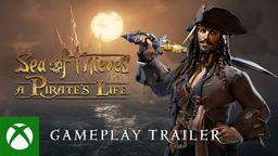 《盗贼之海 海盗生涯》玩法宣传片联动《加勒比海盗》