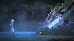 《怪物猎人物语2 毁灭之翼》中文版开场动画公开