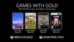 Xbox金会员2021年7月会免游戏:阿尔法星球、世纪之石3等